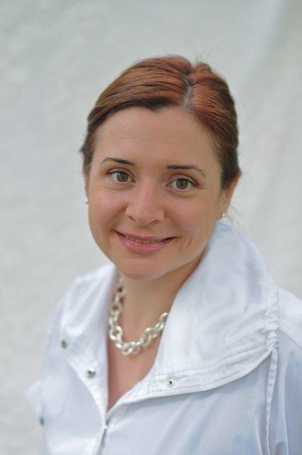 Photo of Rebecca Goldberg