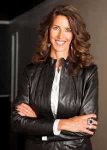 Photo of Carey Lohrenz, Former US Navy Fighter Pilot