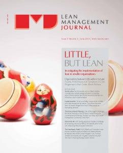 Lean Management Journal - June 2013