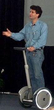 Photo of Dean Kamen