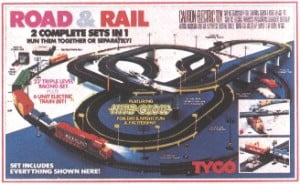 Road and Rail Toy