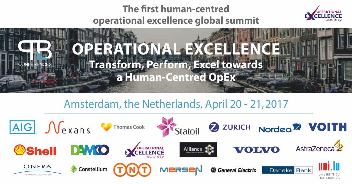 .Operational Excellence Global Summit