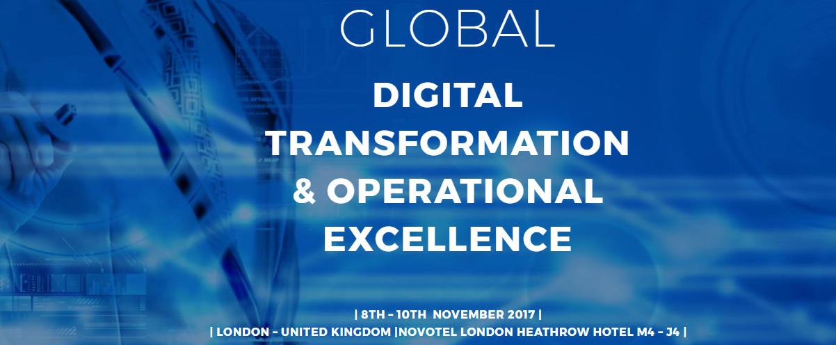 GLOBAL DIGITAL TRANSFORMATION